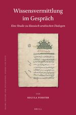 Cover History of the Arabic Written Tradition Volume 1