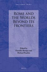 Cover Rome and the Worlds beyond its Frontiers