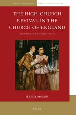 Cover The High Church Revival in the Church of England