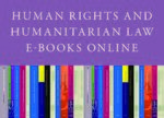 Cover Human Rights and Humanitarian Law E-Books Online, Collection 2017