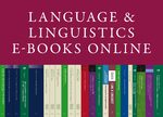 Cover Language and Linguistics E-Books Online, Collection 2018