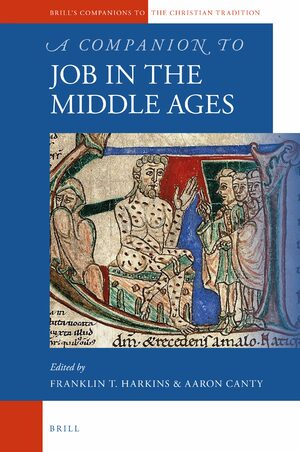 Cover A Companion to Job in the Middle Ages