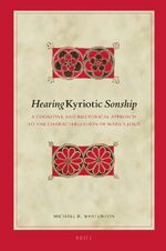 Cover Hearing <i>Kyriotic</i> Sonship