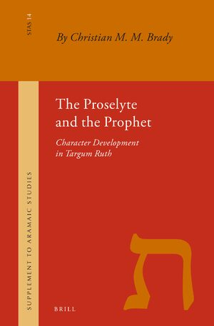 Cover The Proselyte and the Prophet