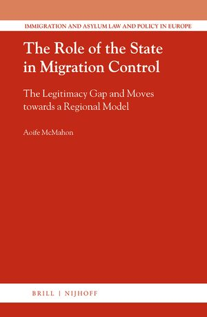 Cover The Role of the State in Migration Control
