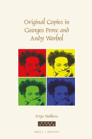 Cover Original Copies in Georges Perec and Andy Warhol