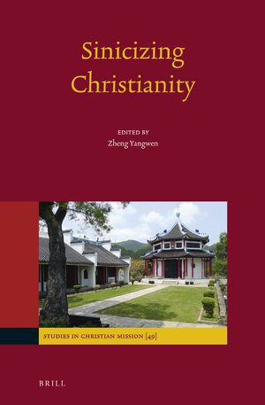 Cover Sinicizing Christianity