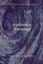 Cover Handbook of Scientology