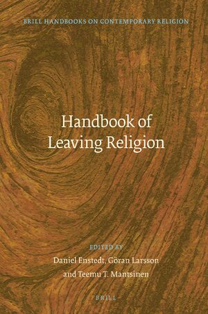 Cover Handbook of Leaving Religion