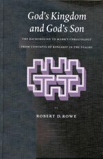 Cover God's Kingdom and God's Son