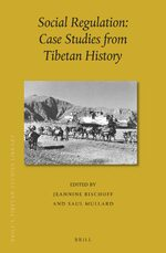 Cover Social Regulation: Case Studies from Tibetan History