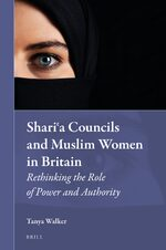 Cover Shariʿa Councils and Muslim Women in Britain