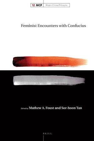 Cover Feminist Encounters with Confucius