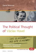 Cover The Political Thought of Václav Havel