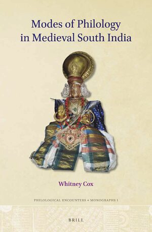 Cover Modes of Philology in Medieval South India
