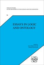 Cover Essays in Logic and Ontology