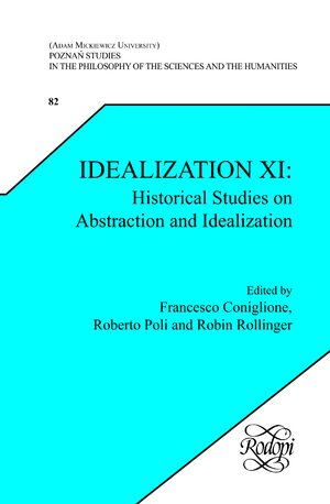 Cover Idealization XI: Historical Studies on Abstraction and Idealization