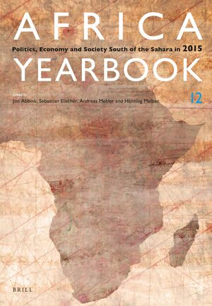 Cover Africa Yearbook Volume 12