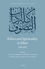 Cover Ethics and Spirituality in Islam