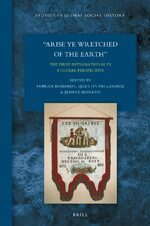 "Cover ""Arise Ye Wretched of the Earth"": The First International in a Global Perspective"