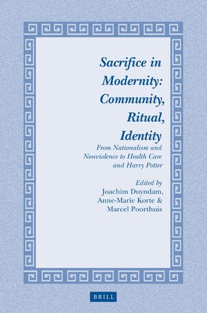 Cover Sacrifice in Modernity: Community, Ritual, Identity