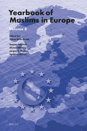 Cover Yearbook of Muslims in Europe, Volume 8