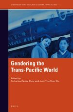 Cover Gendering the Trans-Pacific World