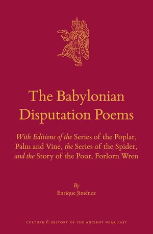 Cover The Babylonian Disputation Poems