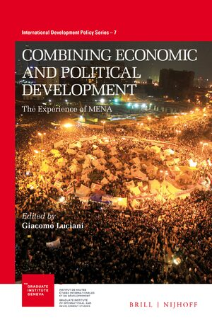 Cover Combining Economic and Political Development