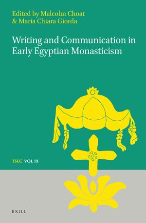 Cover Writing and Communication in Early Egyptian Monasticism