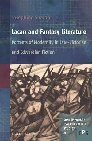 Cover Lacan and Fantasy Literature