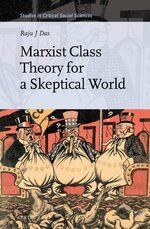 Cover Marxist Class Theory for a Skeptical World