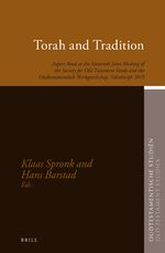 Cover Torah and Tradition