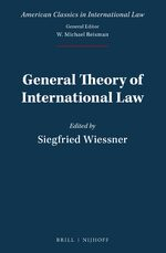 General Theory of International Law