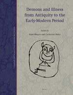 Cover Demons and Illness from Antiquity to the Early-Modern Period