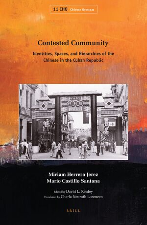 Cover Contested Community