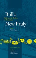 Browse In Encyclopedia | brill