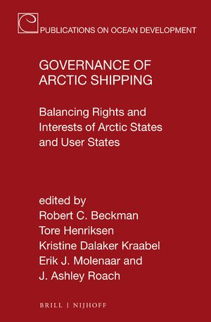 Cover Governance of Arctic Shipping