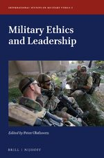 Cover Military Ethics and Leadership