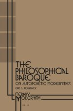 Cover The Philosophical Baroque