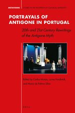 Portrayals of Antigone in Portugal