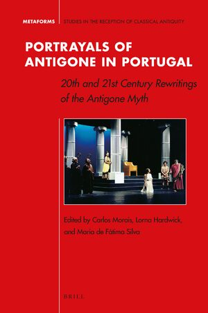 Cover Portrayals of Antigone in Portugal