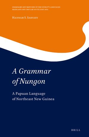 Cover A Grammar of Nungon