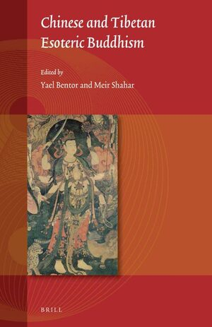 Cover Chinese and Tibetan Esoteric Buddhism