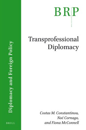Cover Transprofessional Diplomacy