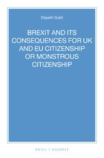 Cover Immigration Law in the European Community
