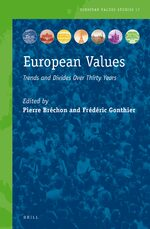 Cover European Values