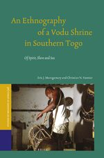 Cover An Ethnography of a Vodu Shrine in Southern Togo