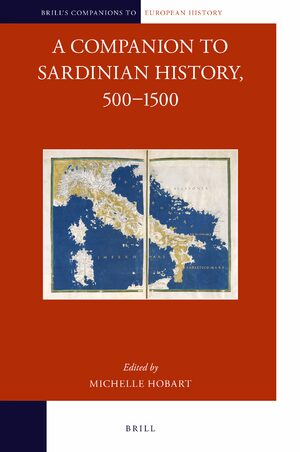 Cover A Companion to Sardinian History, 500–1500