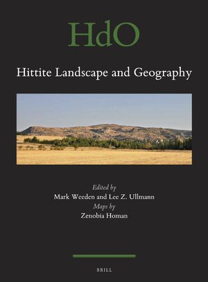 Cover Hittite Landscape and Geography